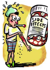 VIAGRA FOR MEN - SIDE EFFECTS